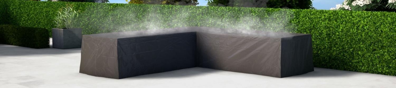 AeroCover| atmungsaktive Gartenmöbel Schutzhüllen